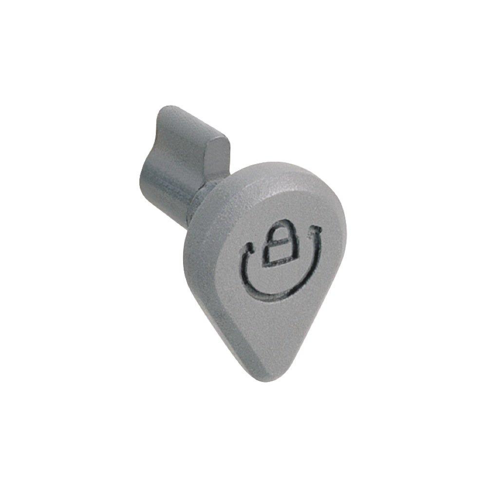 AllSpace 6pc Plastic Pin for Peg Board, WallMount, Garage, PegBoard - 450036-25