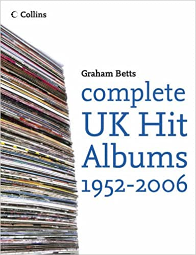 Book Complete UK Hit Albums 1956-2005