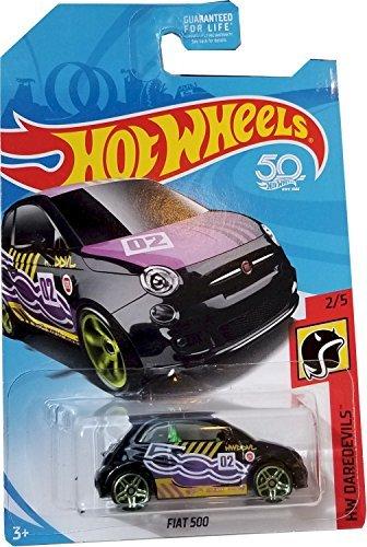 Hot Wheels 2018 HW Daredevils 2/5 Fiat 500