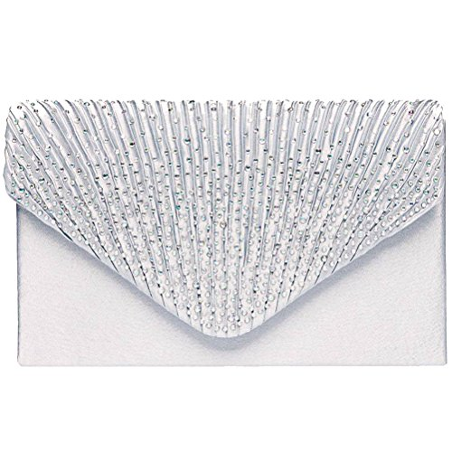 FASHIONROAD Fashion Envelope Evening Handbags product image