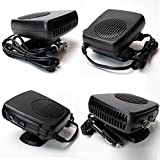 Vinmax 12V Car Portable Ceramic Heating Cooling Heater Fan Defroster Demister