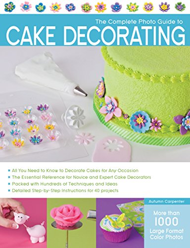 Complete Collection Wedding (The Complete Photo Guide to Cake Decorating)