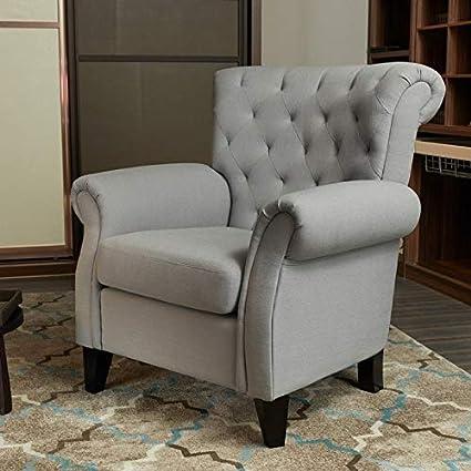 Astounding Amazon Com Overstock Lokatse Indoor Accent Sofa Chair Creativecarmelina Interior Chair Design Creativecarmelinacom