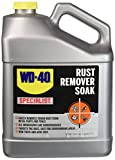 WD-40 Specialist Rust Remover Soak, One Gallon