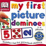My First Picture Dominoes (DK Games)