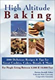High Altitude Baking, Colorado State University Cooperative Extension Staff, 1889593060