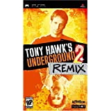 Tony Hawk's Underground 2 Remix - Sony PSP