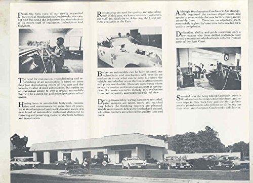 Review 1982 Westhampton Coachworks Auto