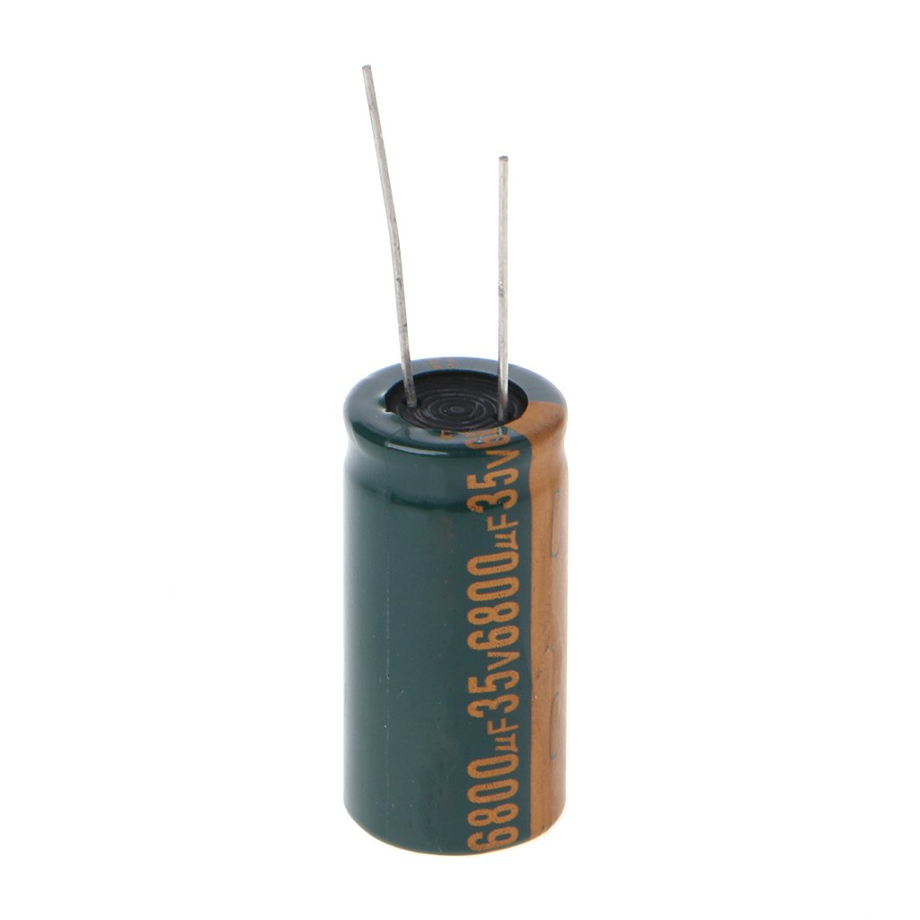 EAPTS 35V 6800uF Capacitance Electrolytic Radial Capacitor High