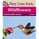 Wildflower Seeds - Hummingbird Blend (covers approx. 43 sq. ft.)