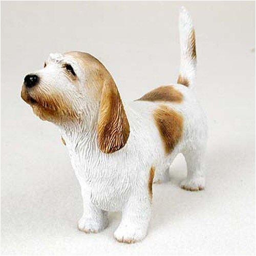Basset Griffon Vendeen Original Dog Figurine (4in-5in) (Basset Griffon Vendeen Figurine)