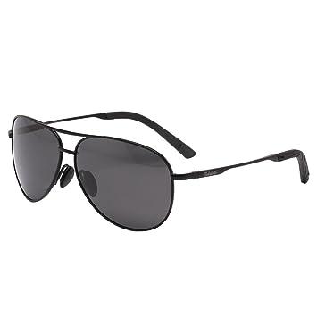 Amazon.com: Para hombre Sport anteojos de sol UV400 lente ...
