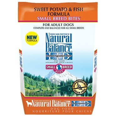 Natural Balance Sweet Potato & Fish