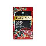 Twinings China Rose 40g - 20 Envelopes