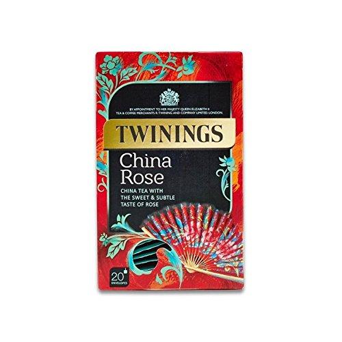 Twinings China Rose 40g - 20 Envelopes (40 Roses)