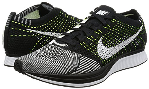 b3f44f0b01aa2 Nike Flyknit Racer Unisex Running Trainers 526628 Sneakers Shoes (11 D(M)  US