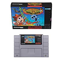 2018 SNES Sydney Hunter and The Caverns of Death by Collector Vision- Brand New Release- Retro-Style Game Adventure Platformer- Adventure/Puzzle Platformer for Super Nintendo- 16Bit Graphics and Audio
