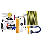 PDR Hail Tools-Paintless Dent Puller Lifter-Removal Line Board Hammer Repair Kit