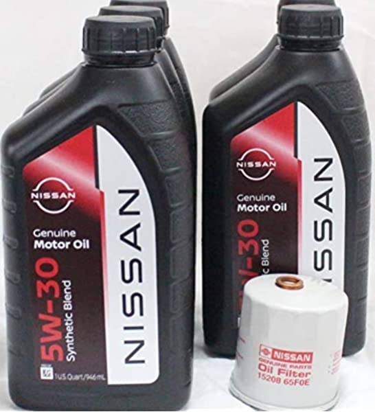 Oil Change Lubricant zq MAHLE Engine Oil Filter for 2015-2018 Nissan Murano