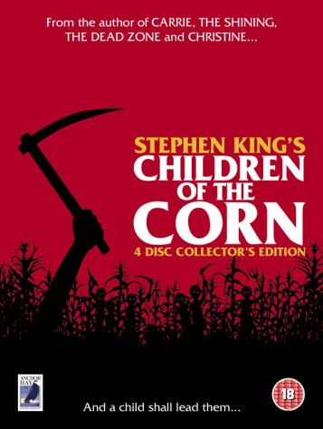 Stephen Kings Children Of The Corn Collection 1-3 Reino ...