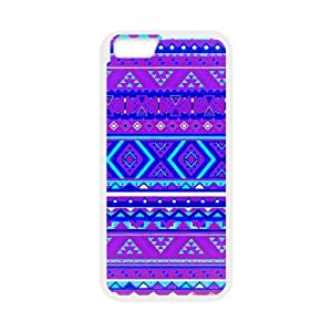 Tribal Pattern Case For iPhone 6 White Nuktoe686486
