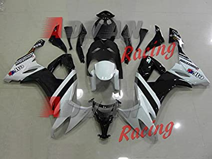 Amazon.com: Moto Onfire Fairing Kits For Kawasaki Ninja ZX ...