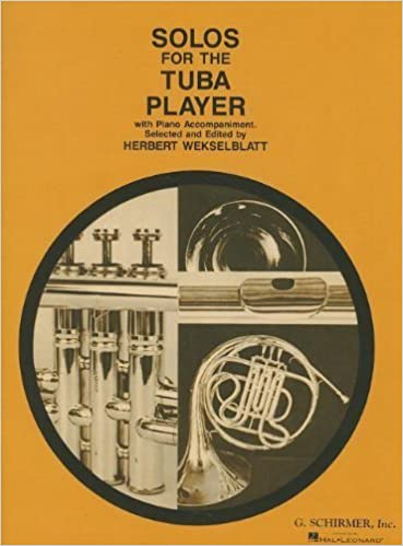 Solos for the Tuba Player by Various (1986)