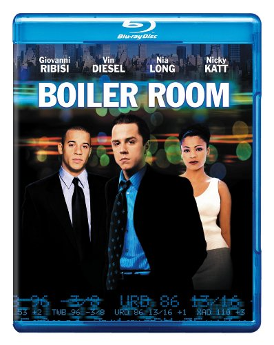 Blu-ray : Boiler Room (Digital Theater System, Dolby)