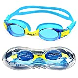 Kids Swimming Goggles,COPOZZ Child (Age 4-12) Waterproof Swim Review and Comparison