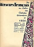 img - for Interieurs Francais en Salon des Artistes Decorateurs en 1926 book / textbook / text book
