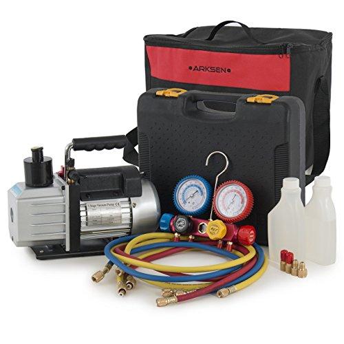 vacuum pump refrigerant r22 - 5