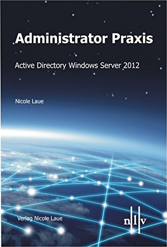 Administrator Praxis Active Directory Windows Server 2012