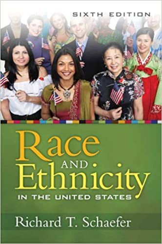 Race and ethnicity in the united states 6th edition richard t race and ethnicity in the united states 6th edition richard t schaefer 9780205790616 amazon books fandeluxe Gallery