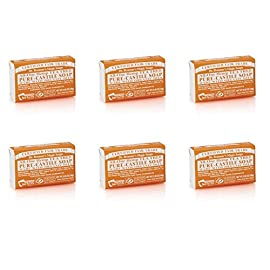 - Dr Bronner - Org Tea Tree Soap Bar | 140g | BUNDLE by Dr. Bronner's 50 - Dr Bronner - Org Tea Tree Soap Bar | 140g | BUNDLE 140g