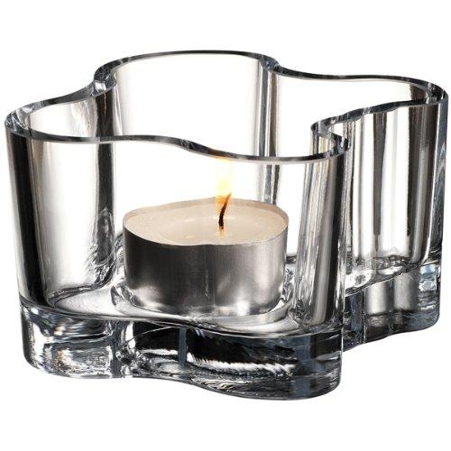 Candle Holder Iittala (iittala Aalto Votive Candle Holder - Clear)