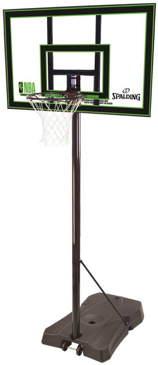 Spalding Unisex - NBA Highlight Acrylic Port. (73-990CN) - Canasta ...