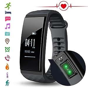 CUBOT S1 Fitness Tracker Pulsera con Monitor de Ritmo Cardíaco