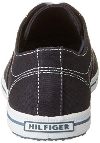 4d1 Int Femme Hilfiger Sneaker E1285rin Basses Tommy xztRW