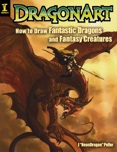 book on how to draw a dragon