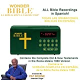 Wonder Bible RVR60- The Audio Bible Player that