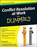 img - for Conflict Resolution at Work For Dummies book / textbook / text book