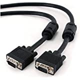 iggual PSICC-PPVGA-15M-B - Cable VGA de 15 metros, color negro