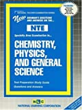 Chemistry, Physics, and General Science, Jack Rudman, 0837384176
