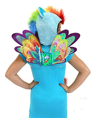 Elope My Little Pony Rainbow Dash Costume Wings