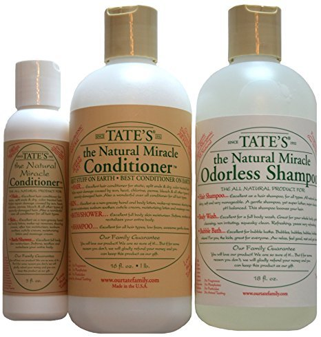tates-natural-miracle-conditioner-16oz-and-shampoo-18oz-hypo-allergenic-free-5oz-conditioner