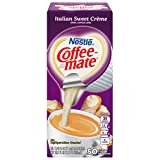 Nestle Coffee-Mate Coffee Creamer Italina Sweet Crème, 6 Pack