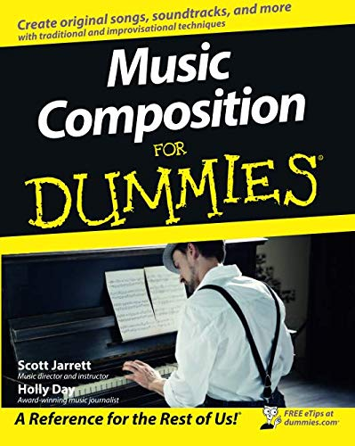 (Music Composition For Dummies)