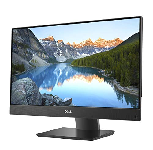 "Dell Inspiron 23.8"" Touch-Screen All-In-One Intel Core i7 12GB Memory 1TB Hard Drive Silver I5477-7491SLV-PUS"