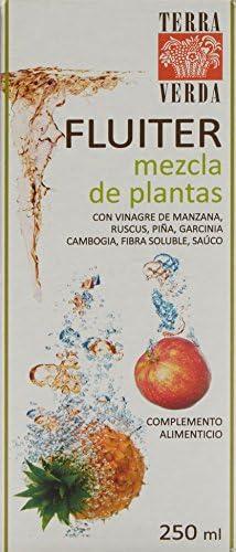 TERRA VERDA - Fluiter Drenaje 250Ml: Amazon.es: Salud y cuidado ...
