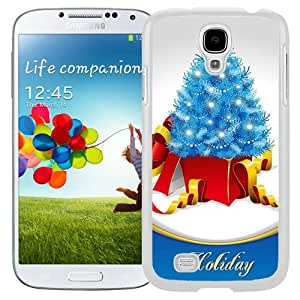 New Beautiful Custom Designed Cover Case For Samsung Galaxy S4 I9500 i337 M919 i545 r970 l720 With Merry Christmas And Happy New Year (2) Phone Case